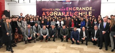 """""""CORFO en Movimiento"""" la nueva apuesta por una corporación más simple e inclusiva"""