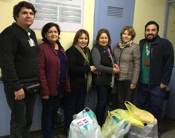 Vinculación comunitaria del Hospital de San Vicente permite ayuda social a usuarios