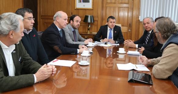 Paso Las Leñas: Intendente Masferrer anunció creación de comité  público – privado