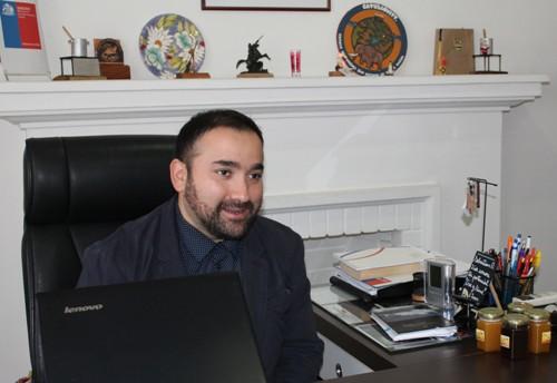 """Sebastián Osorio Munizaga: """"Es muy importante escuchar las necesidades de las personas"""""""