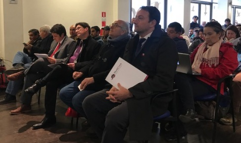 Exitoso seminario de Comercialización y Producción de Hortalizas Orgánicas