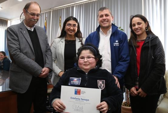 """Gobierno Regional celebró el Día del Niño con """"Intendente por un Día"""""""