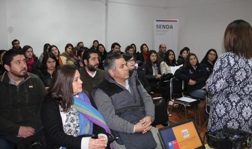 SENDA Capacita a empresas de la región en Habilidades Preventivas Parentales