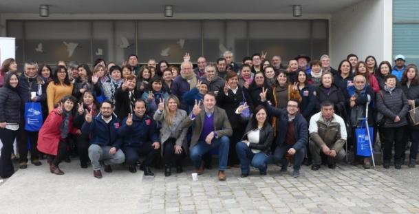 Casi un Centenar de Dirigentes Participaron de Diálogo Ciudadano en Santa Cruz