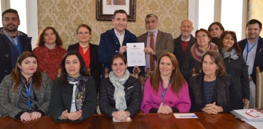 Sector Salud constituye Comisión Regional de Género