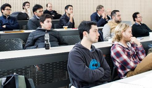 Expertos reflexionaron en la UOH sobre Algoritmos, Optimización y Aprendizaje de Máquinas