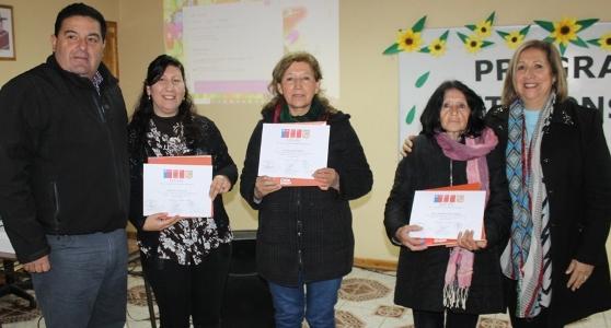 Programa Autoconsumo entrega herramientas a diez familias de Marchigüe
