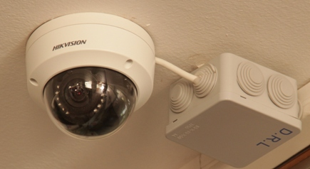 Hospital de Pichilemu mejora sus medidas de seguridad incorporando cámaras de vigilancia
