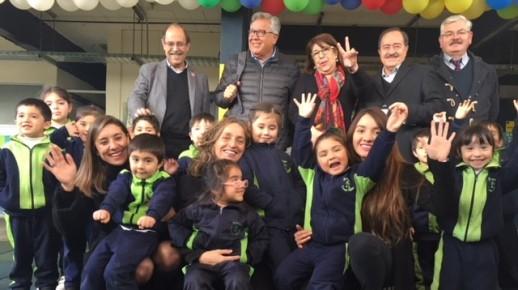 Subsecretaria Castro difunde el nuevo Sistema de Admisión Escolar en Rancagua