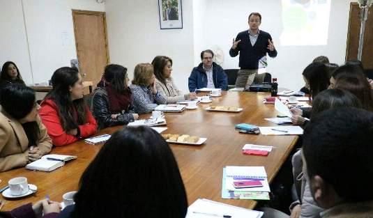 Gobernación trabaja en el fortalecimiento de las familias más vulnerables de Colchagua