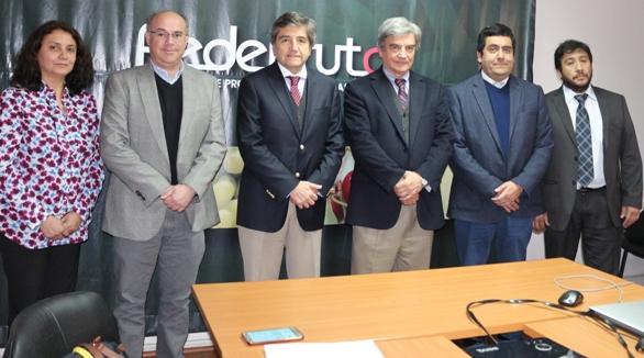 INDAP y Fedefruta exploran alianzas en apoyo a pequeños productores frutícolas del país