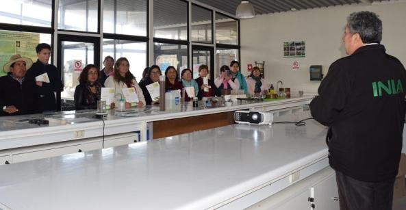 Con Jornada Puertas Abiertas INIA Rayentué celebró su  décimo séptimo aniversario