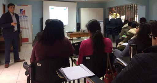 Funcionarios participaron en jornada de estadística de salud para hospitales de baja complejidad