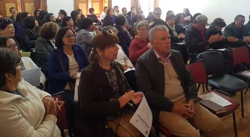 Exitoso Encuentro Ciudadano de Salud de la microárea de Colchagua