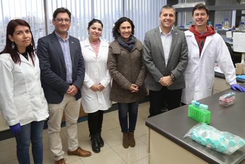 Intendente Masferrer resalta el trabajo investigativo del Centro de Estudios Avanzados en Fruticultura