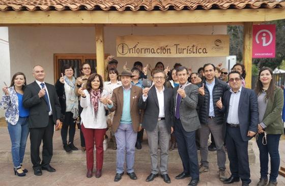 Pichidegua inaugura oficina de información turística