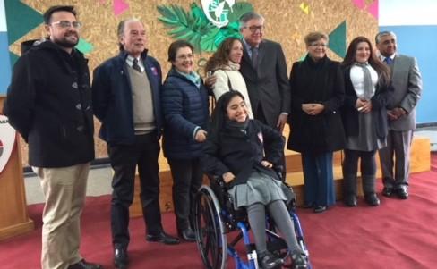 Liceos de Cachapoal celebran Día de la Educación Técnico Profesional