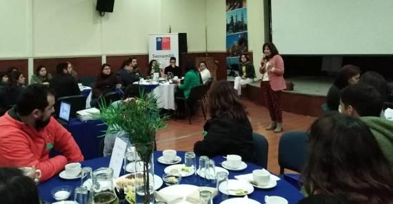 Encuentro Regional de coordinadores del Área Mujer y Trabajo