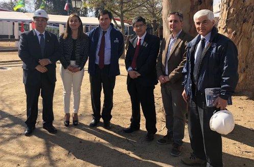 Subsecretario de Energía participa en fiscalización de fondas de la Región de O'Higgins