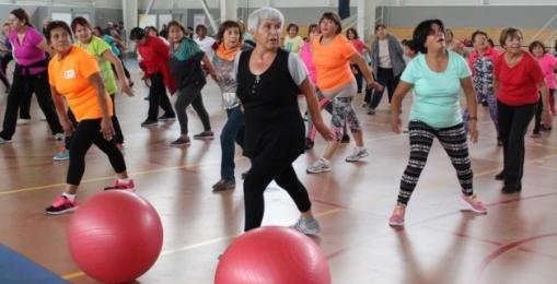 Un día repleto de actividad física para celebrar nuevo aniversario del Polideportivo Lourdes