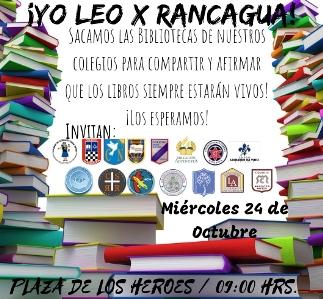 """""""Yo Leo por Rancagua"""""""