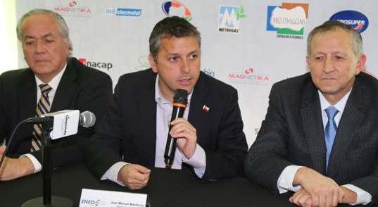 Intendente Masferrer invitó a participar de la 3ª versión del Encuentro Empresarial de O´Higgins