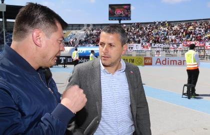 Intendente Masferrer anuncia que próximo partido de Colo-Colo en Rancagua podría ser sin público visitante