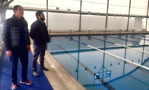 La natación de los Binacionales se apoderará de Graneros