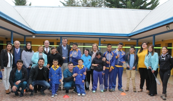 SEREMI de Desarrollo Social conoce proyecto educacional de Colegio Ave Fenix de Rancagua en favor de la inclusión