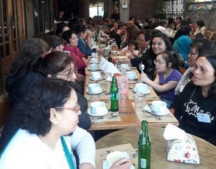 Usuarias del Programa Mujeres Rurales  participaron en jornada de capacitación
