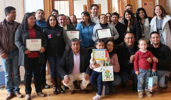 Familias de Nancagua viven mejor gracias al Programa de Habitabilidad