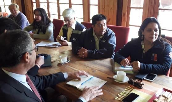 Anillo de Protección Costa aborda plan estratégico para prevenir incendios forestales