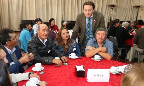 Usuarios del programa Seguridades y Oportunidades se reunieron en San Fernando
