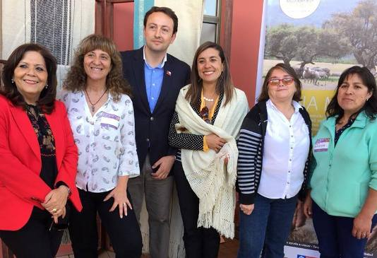 Mujeres rurales de la región recibieron merecido homenaje