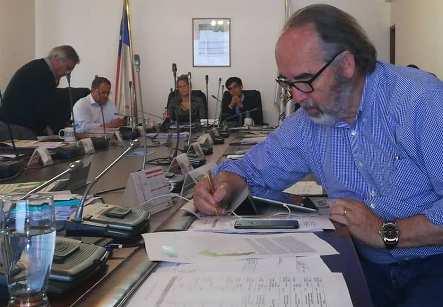 Comisión de Infraestructura del Consejo Regional analiza cartera de proyectos APR
