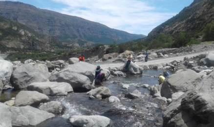 "Estudiantes de siete colegios de la Región de O'Higgins participarán de la ""Ruta del Agua 2018"""