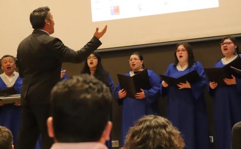 UOH organizó Segundo Encuentro de Coros de las Universidades del Estado
