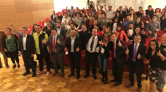 PyMES de O'Higgins participan de Seminario Emprender e Innovar: Una Visión en 360°