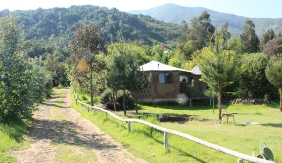La Casa Ecológica  Coltauco, un centro demostrativo de educación ambiental