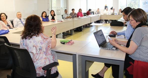Vicerrectores Académicos y Directores de Docencia y Pregrado del CRUCH analizaron nueva Ley de Educación Superior en UOH