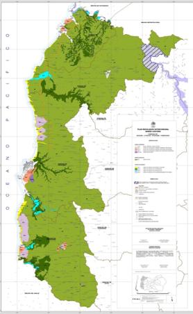 Comisión de Ordenamiento Territorial del CORE, analiza el futuro de la planificación territorial del Borde Costero de O'Higgins