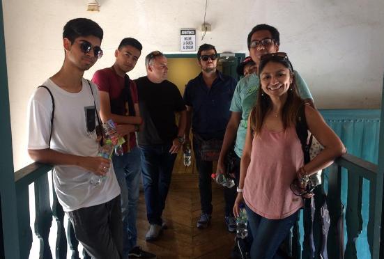 Profesores de Arica visitan colegio rancagüino tras alianza educativa y cultural