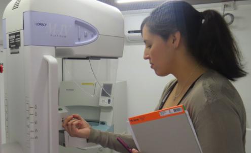 Servicio de Salud O'Higgins recibe tres nuevos mamógrafos