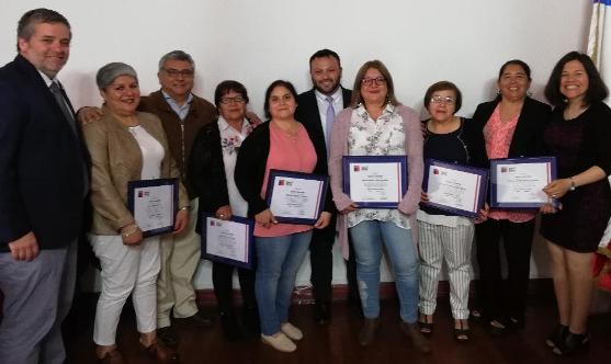 Programa Mujeres Rurales formó a nuevas emprendedoras en Cachapoal