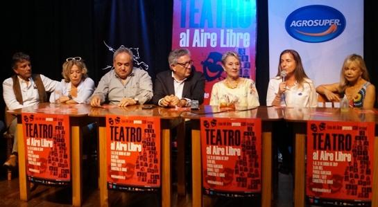AGROSUPER da inicio a la 6ª temporada de teatro AL Aire Libre en la Región de O´Higgins