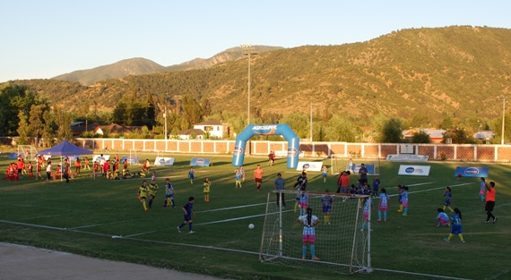Colegio Inés de Suárez de Las Cabras se coronó campeón de la Copa AGROSUPER 2018