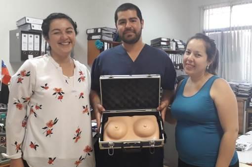 Hospital de Litueche premiado por su trabajo promoción y prevención del cáncer de mamas