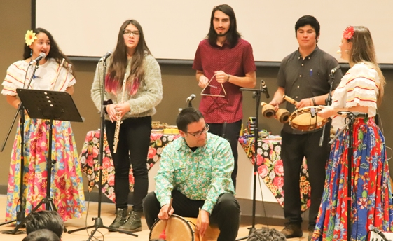 Escuela de Extensión Artística UOH ofrece talleres y charlas en plena temporada estival