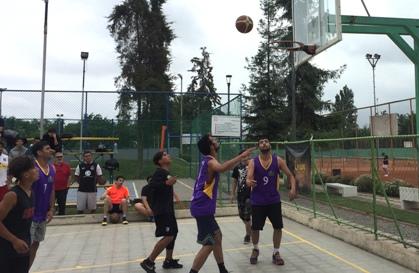 El básquetbol 3×3 fue protagonista en Rancagua