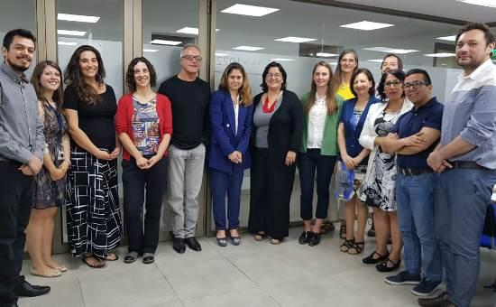 Académica UOH participó en reunión de expertos en Políticas Públicas Saludables